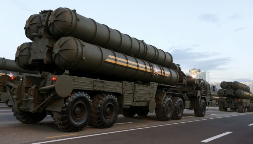 S-400 Triumf was developed by Russian Almaz Central Design Bureau, as the successor to the S-300 missiles, and has been in service in Russian Armed Forces since 2007.