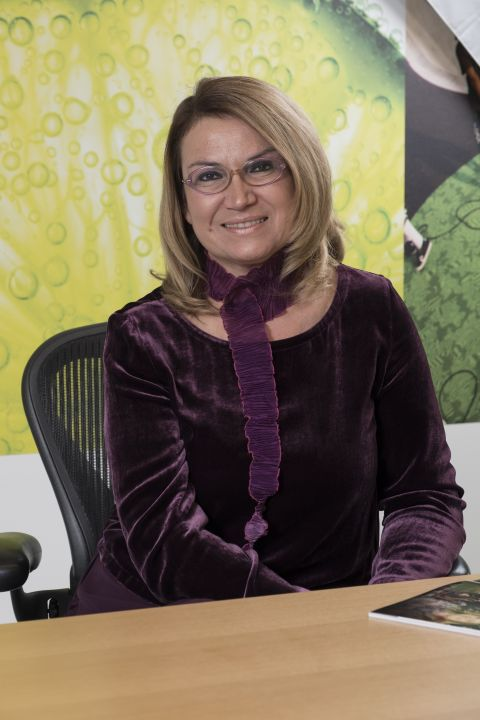 Ümran Beba, senior vice president and CHRO, PepsiCo, for Global Human Capital Management, Services and Operations