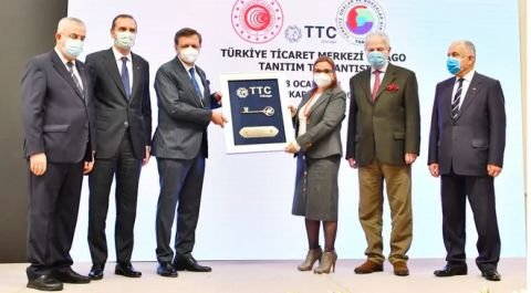 New Turkish Trade Center in Chicago
