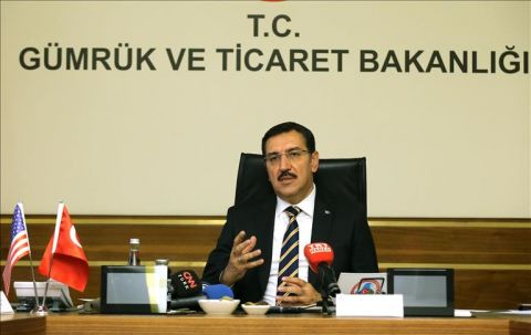 US Visa Row Hinders Trade, Says Turkish Minister