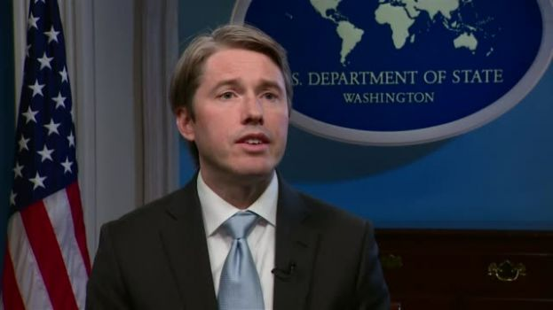 "State Dept. Official Robert Strayer: ""Cyberspace is borderless ... therefore, we must have cooperation and coordination."""