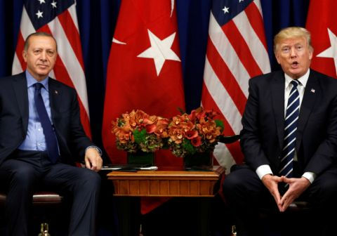 United States and Turkey Mutually Suspend Visa Services