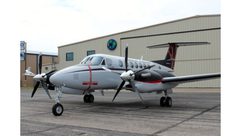 Blackhawk Modifications Teams with Sierra Nevada Corporation to Certify the XP67A for the King Air 350ER