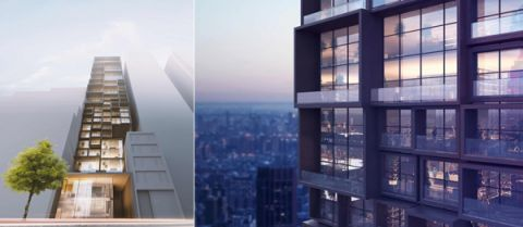 Rendering of 118 East 59th Street